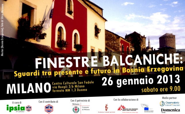 Finestre Balcaniche