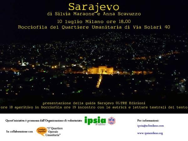 Presentazione Sarajevo