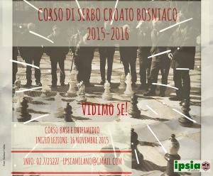 Corso di serbo croato bosniaco(6)